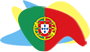 team photo for Portugalija