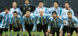 Argentina 3 – 0 Trinidadas ir Tobagas, draugiškos rungtynės