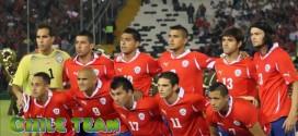 Čilė 2 – 0 Šiaurės Airija, draugiškos rungtynės