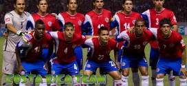 Kosta Rika 1 – 1 Airija, draugiškos rungtynės