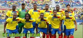 Ekvadoras – Ekvadoro rinktinė, komanda