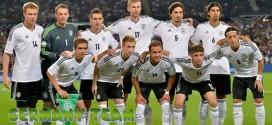 Vokietija – Vokietijos rinktinė, komanda