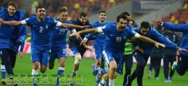 Graikija – Graikijos rinktinė, komanda