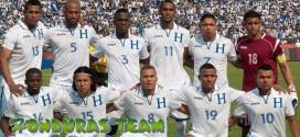 Hondūras – Hondūro rinktinė, komanda