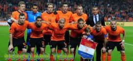 Olandija – Olandijos rinktinė – Nyderlandai, komanda