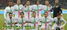 Portugalija – Portugalijos rinktinė, komanda