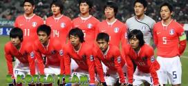 Pietų Korėja – Pietų Korėjos rinktinė, komanda
