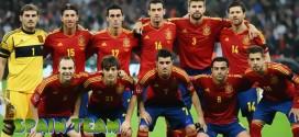 Ispanija – Ispanijos rinktinė, komanda