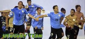 Urugvajus 2 – 0 Slovėnija, draugiškos rungtynės