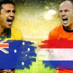 australija-olandija