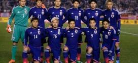 Japonija 4 – 3 Zambija. draugiškos rungtynės