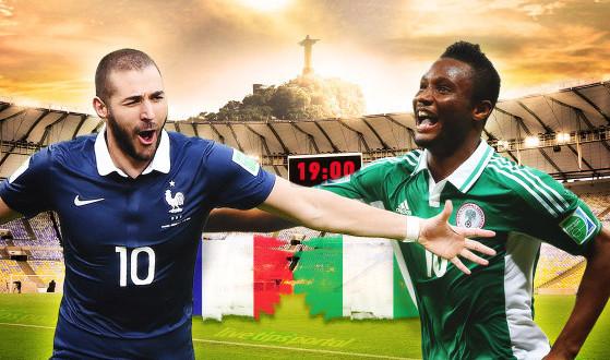 Prancūzija 2 – 0 Nigerija. Dar viena Europos ekipa žengia žingsnį į priekį (video)
