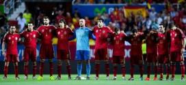 Salvadoras 0 – 2 Ispanija, draugiškos rungtynės