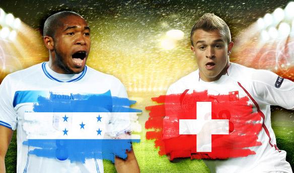 Hondūras 0 – 3 Šveicarija. Šveicarija keliauja į kitą etapą, sutrypusi Hondūrą (video)