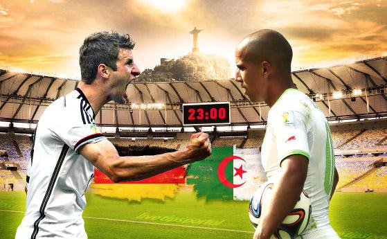 Vokietija 2 – 1 Alžyras. Stebuklui įvykti Ramadano nepakanka (video)