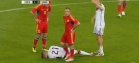 Vokietija 6 – 1 Armenija, draugiškos rungtynės