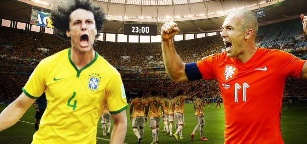 Olandai nepasigailėjo šeimininkų ir nugalėjo juos 3 – 0 (video)